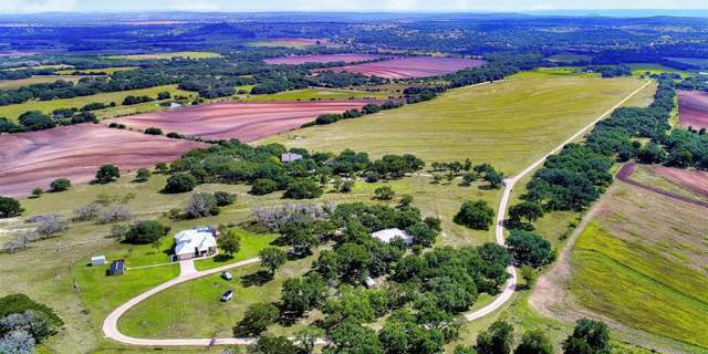 820 Brewer Road, Fredericksburg, TX 78624 (MLS #75909906) :: Guevara Backman