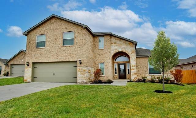 21115 Solstice Point Drive, Hockley, TX 77447 (MLS #75916368) :: The Sansone Group