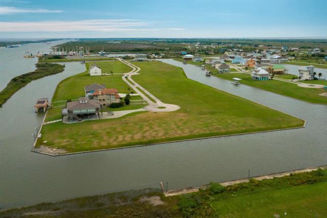 1800 Laguna Harbor Estate Boulevard, Port Bolivar, TX 77650 (MLS #75921546) :: Texas Home Shop Realty