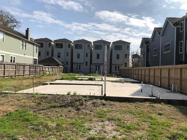 1226 W 25Th, Houston, TX 77008 (MLS #7592500) :: Giorgi Real Estate Group