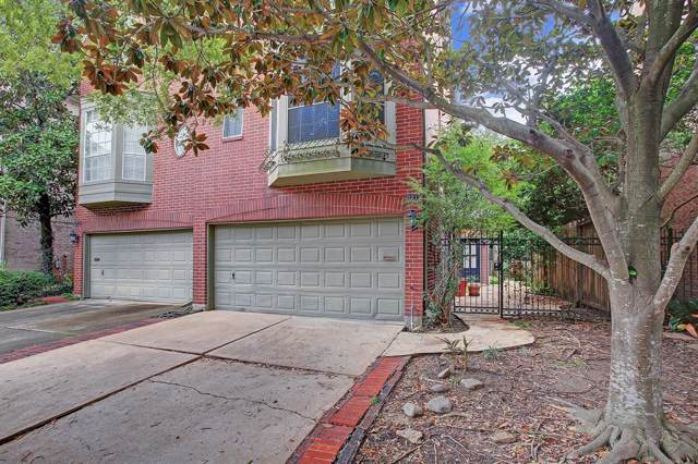 1219 Van Buren Street, Houston, TX 77019 (MLS #75928607) :: NewHomePrograms.com LLC