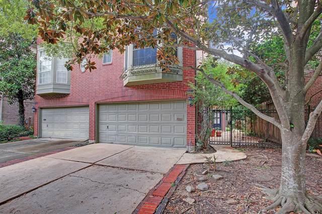 1219 Van Buren Street, Houston, TX 77019 (MLS #75928607) :: Keller Williams Realty