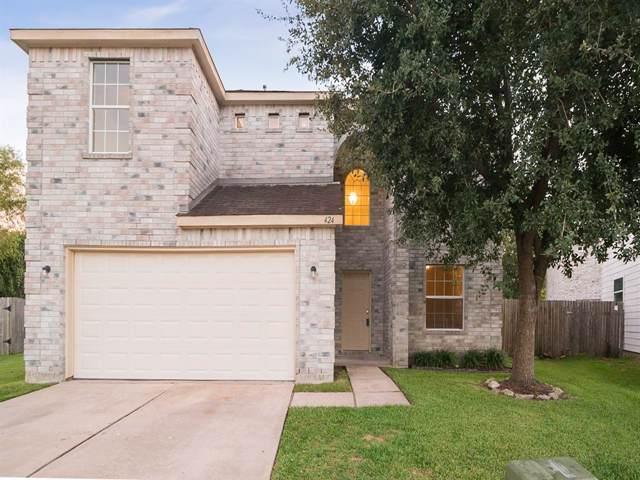 424 Mystic Trail Loop, Houston, TX 77339 (MLS #75933515) :: Phyllis Foster Real Estate