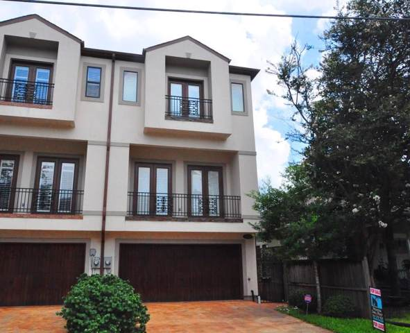 1212 W Drew Street B, Houston, TX 77006 (MLS #75936388) :: The Heyl Group at Keller Williams
