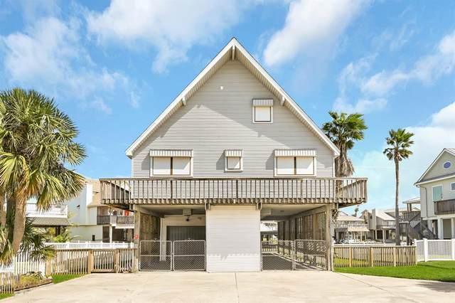 518 Paradise Drive, Tiki Island, TX 77554 (MLS #75943459) :: The Wendy Sherman Team