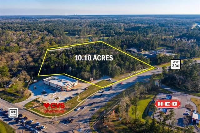 10 Acres Sw Loop 336, Conroe, TX 77304 (MLS #75952549) :: Michele Harmon Team