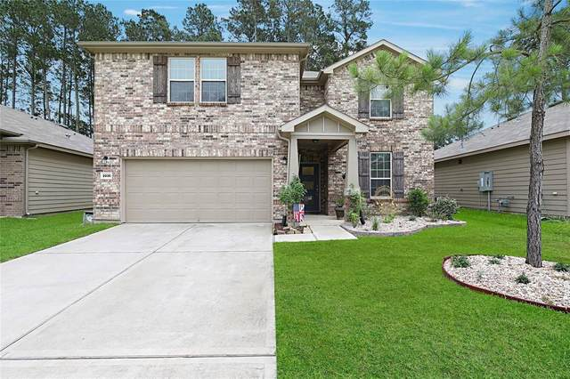 2035 Lost Timbers Drive, Conroe, TX 77304 (MLS #75960204) :: Texas Home Shop Realty