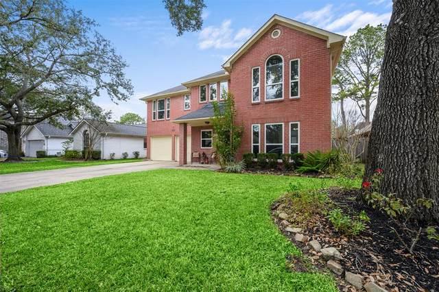 21418 Park Post Lane, Katy, TX 77450 (MLS #75967473) :: The Property Guys
