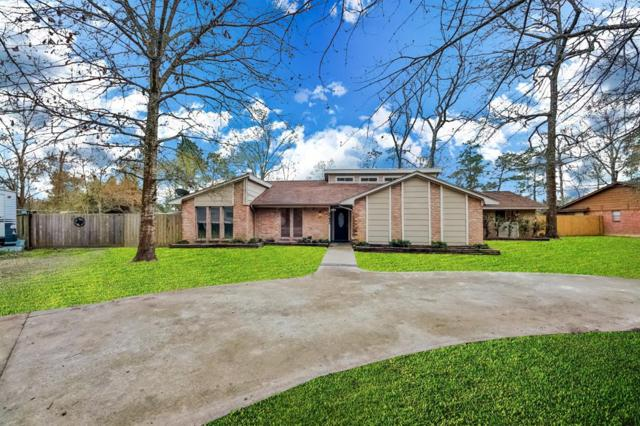 242 Tall Timbers Road, Woodbranch, TX 77357 (MLS #75968502) :: Texas Home Shop Realty