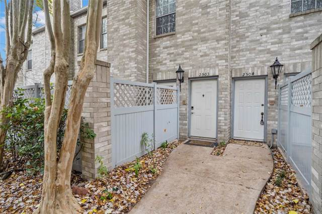 6000 Reims Road #2503, Houston, TX 77036 (MLS #75990960) :: The SOLD by George Team