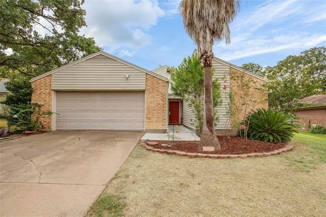 2118 Pantera Drive, Bryan, TX 77807 (MLS #76000144) :: The Freund Group