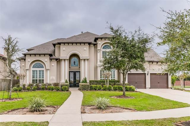 5004 Bellevue Falls Lane, Sugar Land, TX 77479 (MLS #76003627) :: The Jill Smith Team