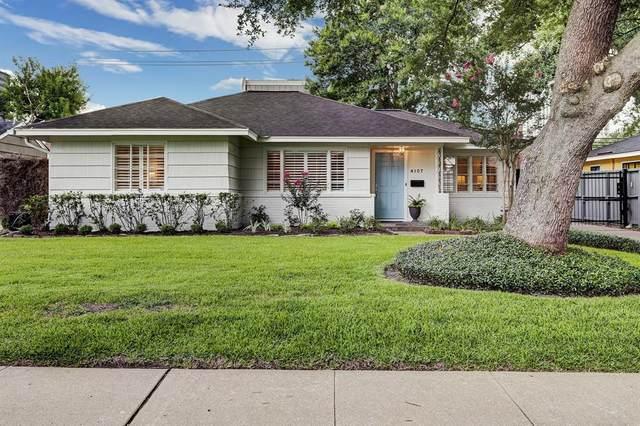 4107 Markham Street, Houston, TX 77027 (#7600889) :: ORO Realty