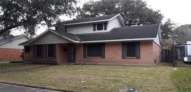 2105 S Fisher Court, Pasadena, TX 77502 (MLS #76047751) :: Ellison Real Estate Team