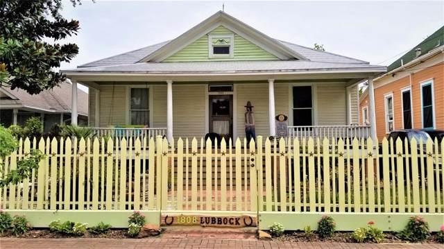 1808 Lubbock Street, Houston, TX 77007 (MLS #76056136) :: The Heyl Group at Keller Williams