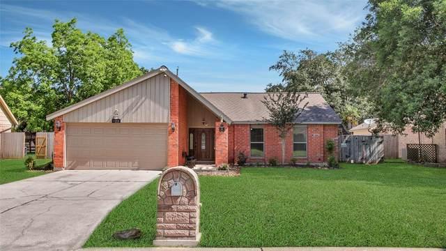 1116 N Heron Drive, Seabrook, TX 77586 (MLS #76088337) :: Ellison Real Estate Team