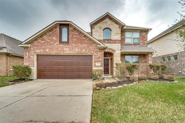18519 Royal Mist Lane, Tomball, TX 77377 (MLS #76102826) :: The Sansone Group