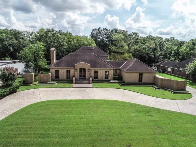 2301 Pine Drive, Friendswood, TX 77546 (MLS #76109153) :: The Jill Smith Team