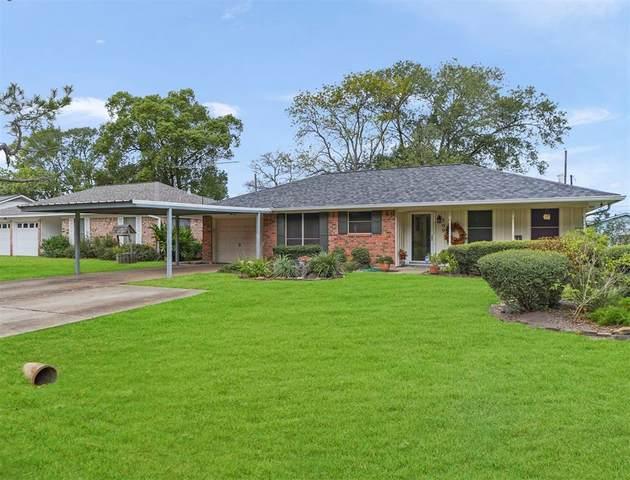 709 Reinhard Street, Rosenberg, TX 77471 (MLS #7611076) :: Homemax Properties