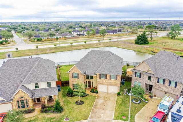 348 Woodway Drive, League City, TX 77573 (MLS #76113841) :: Fairwater Westmont Real Estate