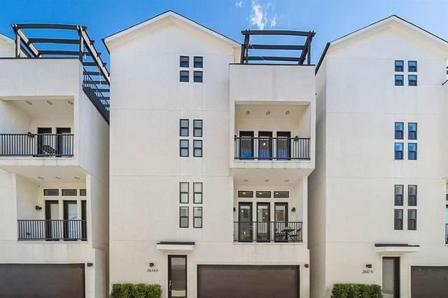 2614 Polk Street A, Houston, TX 77003 (MLS #76114224) :: Homemax Properties
