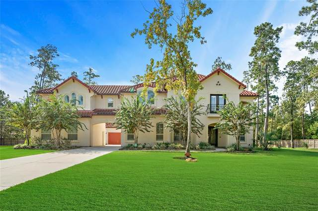 27454 S Lazy Meadow Way, Spring, TX 77386 (MLS #76114811) :: The Freund Group