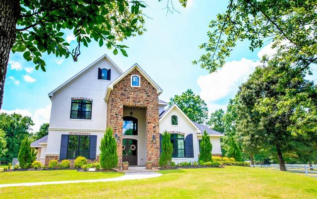 2303 Blue Lake Drive, Magnolia, TX 77354 (MLS #76118448) :: The Home Branch