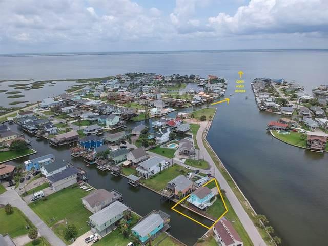 4303 Flamingo Way, Jamaica Beach, TX 77554 (MLS #76119341) :: My BCS Home Real Estate Group