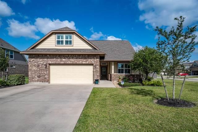 11915 Mulberry Drive, Mont Belvieu, TX 77535 (MLS #76122546) :: The Freund Group