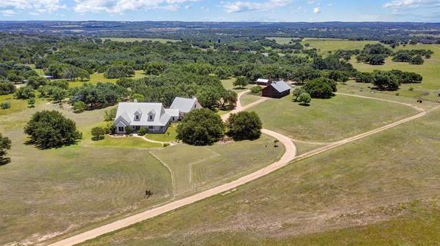 3114 S Ranch Road 1623, Stonewall, TX 78671 (MLS #76126165) :: Texas Home Shop Realty