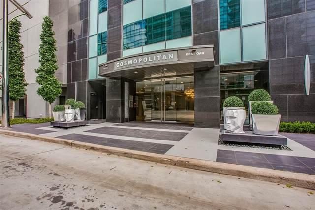 1600 Post Oak Boulevard #902, Houston, TX 77056 (MLS #7612929) :: Parodi Group Real Estate