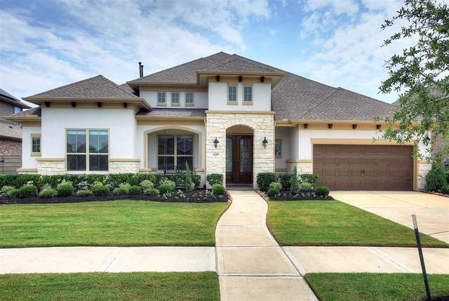 4319 Cedar Elm Lane, Manvel, TX 77578 (MLS #76142582) :: The Heyl Group at Keller Williams