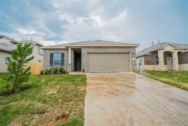 14461 Weir Creek Road, Willis, TX 77318 (MLS #76144626) :: The Heyl Group at Keller Williams