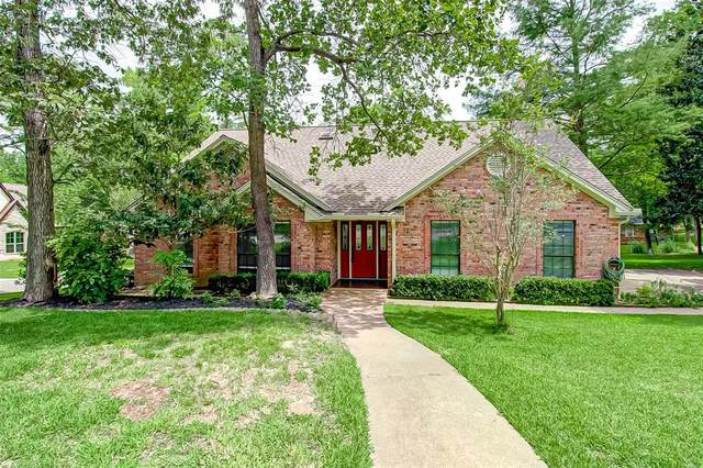 1944 Foxbriar Drive, Huntsville, TX 77340 (MLS #76146166) :: The SOLD by George Team