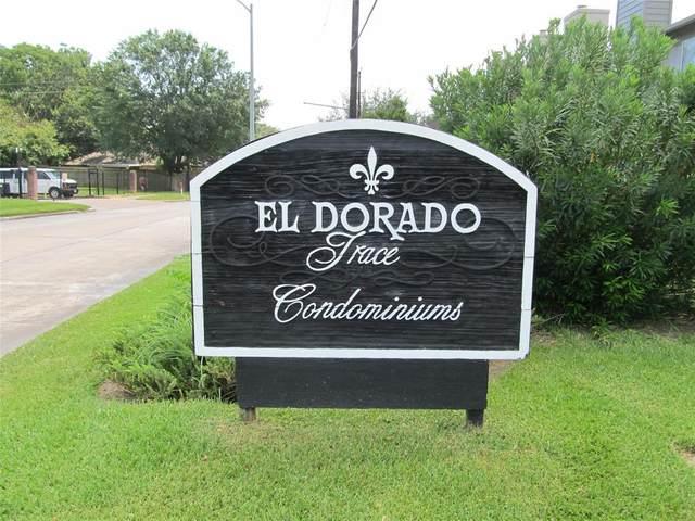 260 El Dorado Boulevard #2803, Houston, TX 77598 (MLS #76146630) :: The SOLD by George Team