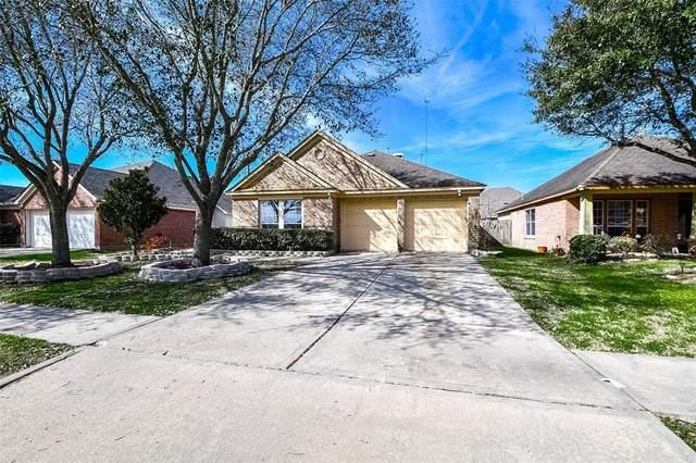 3226 Aldridge Drive, Missouri City, TX 77459 (MLS #76149488) :: The Parodi Team at Realty Associates