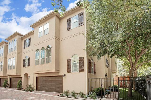 5719 Kansas Street A, Houston, TX 77007 (MLS #76153256) :: The SOLD by George Team