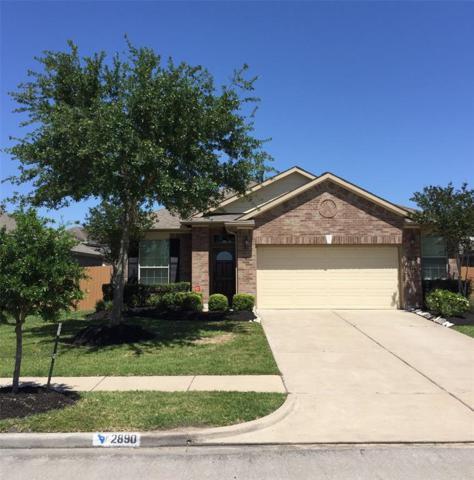 2890 Milano Lane, League City, TX 77573 (MLS #76156818) :: Texas Home Shop Realty