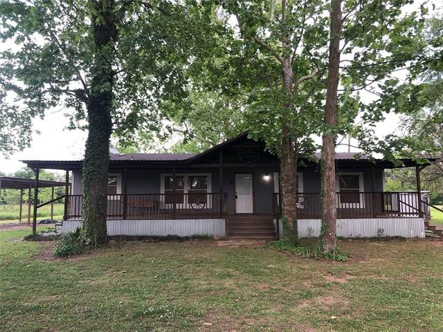 324 County Road 2315, Dayton, TX 77327 (MLS #76164619) :: Connell Team with Better Homes and Gardens, Gary Greene