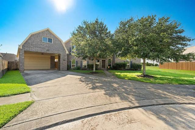 2221 Cochise Trail, League City, TX 77573 (MLS #76165935) :: The Freund Group