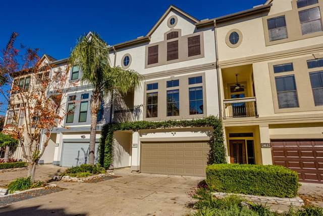 802 Malone Street C, Houston, TX 77007 (MLS #76166750) :: The Queen Team