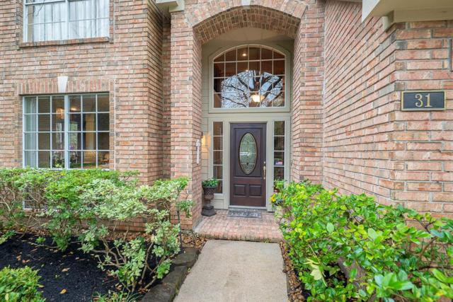 31 Skyland Place, The Woodlands, TX 77381 (MLS #7617277) :: Texas Home Shop Realty