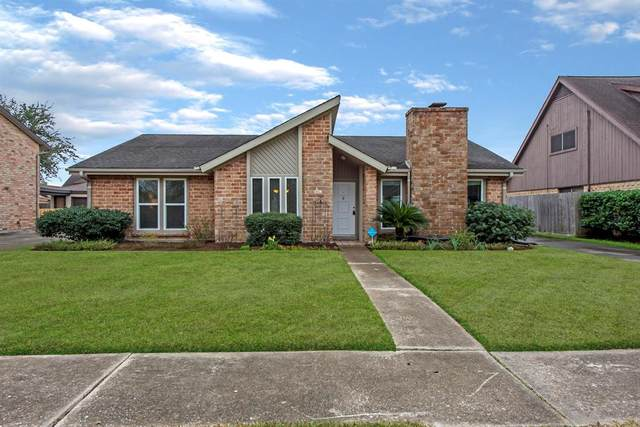 10206 Sagedale Drive, Houston, TX 77089 (MLS #76185841) :: The SOLD by George Team