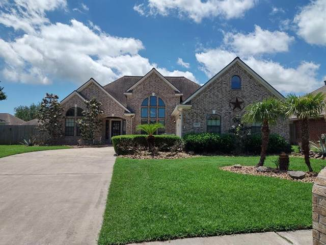 11811 Old Spanish Trail, Santa Fe, TX 77510 (MLS #76201893) :: The SOLD by George Team