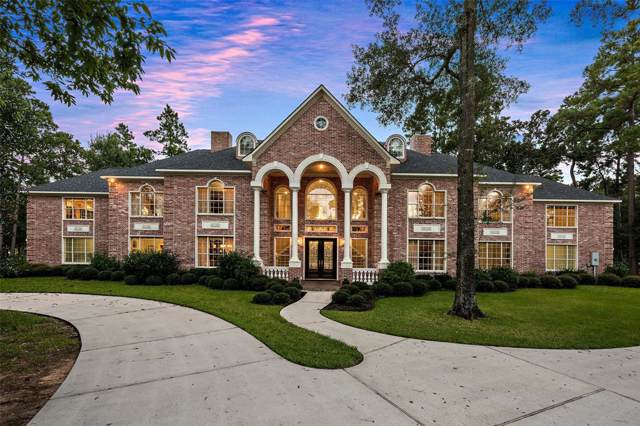 9343 Clubhouse Circle, Magnolia, TX 77354 (MLS #76206541) :: KJ Realty Group