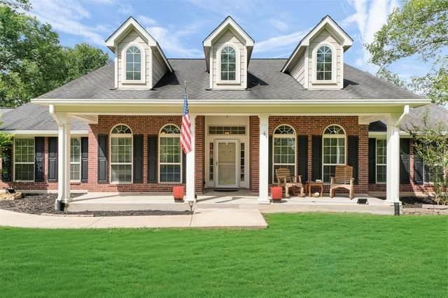 340 Ragsdale Springs Road, Shepherd, TX 77371 (MLS #76207330) :: The Wendy Sherman Team