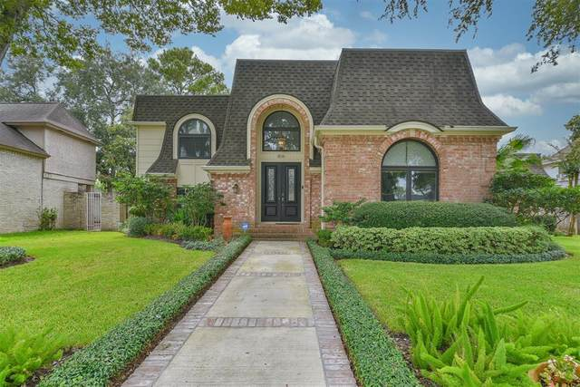 806 Crossroads Drive, Houston, TX 77079 (MLS #76222383) :: The SOLD by George Team