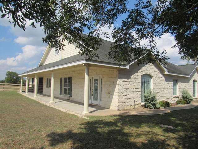400 Homeyer Mountain Road, Burton, TX 77835 (MLS #76230309) :: Guevara Backman