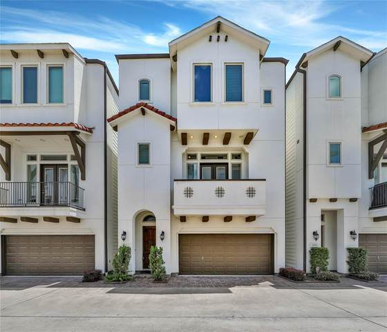 1223 Bonner Street, Houston, TX 77007 (MLS #76232493) :: Caskey Realty