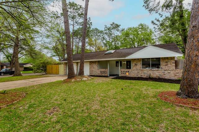 1814 Silverpines Road, Houston, TX 77062 (MLS #76249119) :: The Freund Group